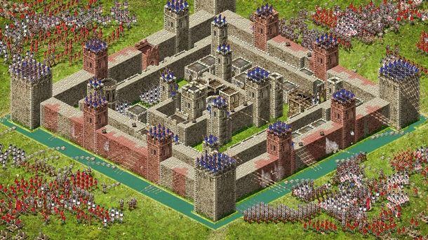 Creare il proprio castello è gratis su Stronghold Kingdoms