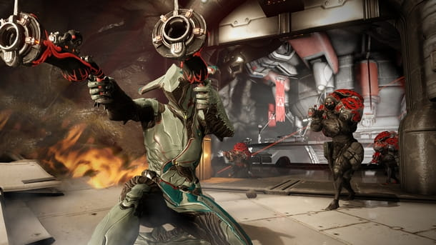 Warframe: azione free to play!