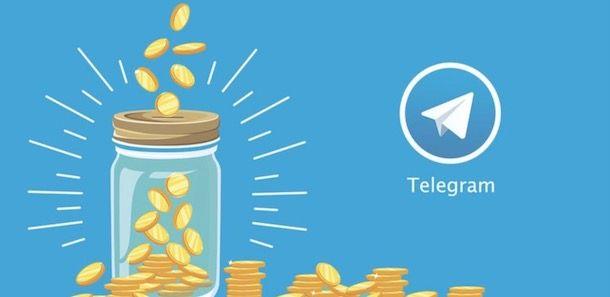 Come guadagnare soldi con Telegram