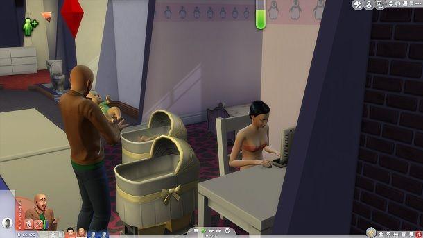 Altre possibilità The Sims 4