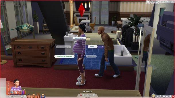 Comandi The Sims 4