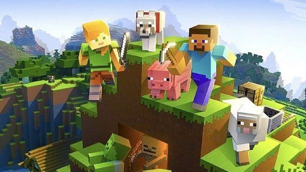 LAN Minecraft