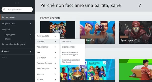 Scaricare The Sims 4 PC