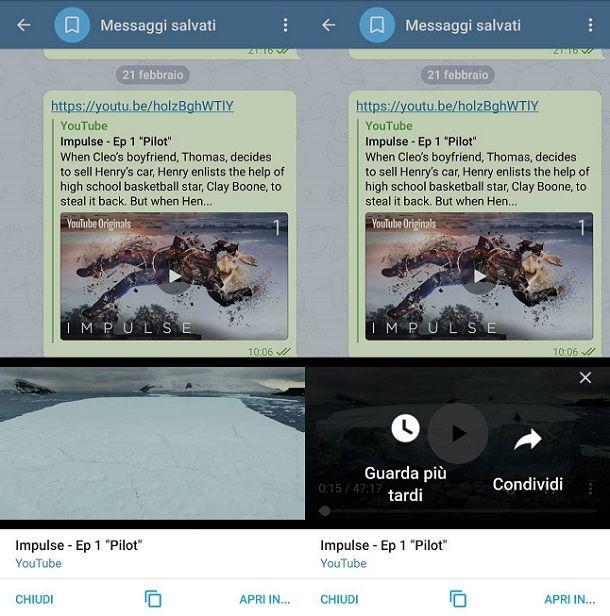 Serie TV su Telegram