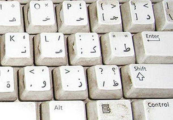 Migliaia di simboli sono utilizzabili solo tramite codice ASCII e Unicode