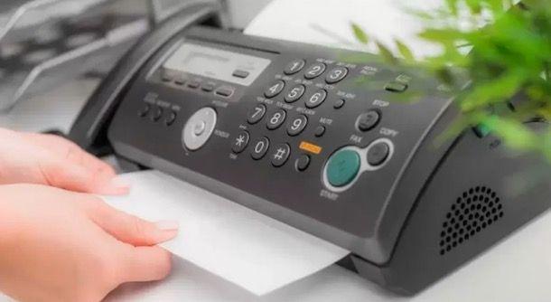 fax fisico