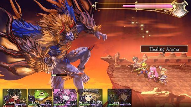 Another Eden è il ritorno degli RPG a turni in versione moderna