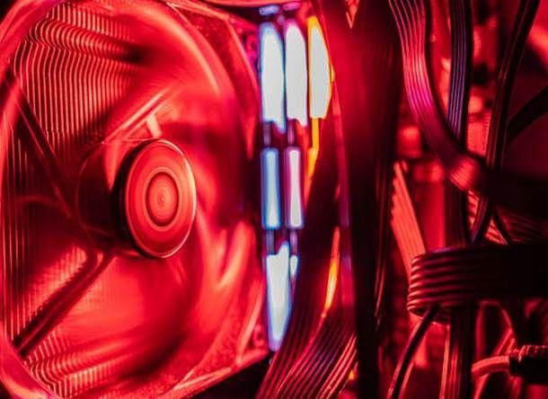 Importanza del ricircolo dell'aria per il raffreddamento del PC