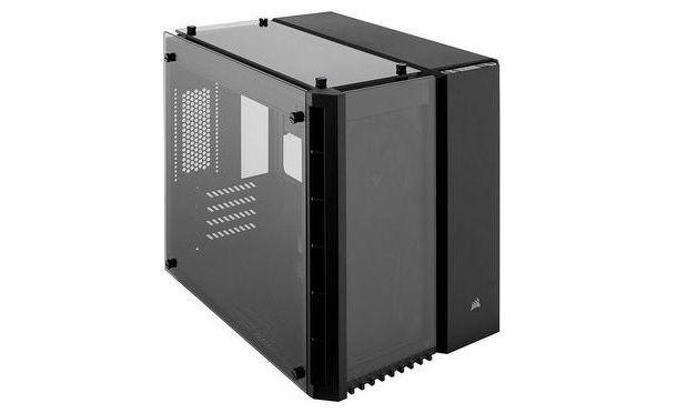 Corsair Crystal 280X: stile e funzionalità in poco spazio