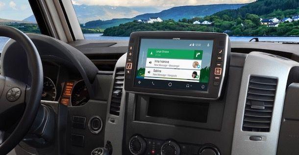 Comeinstallare Android Auto su autoradio Android
