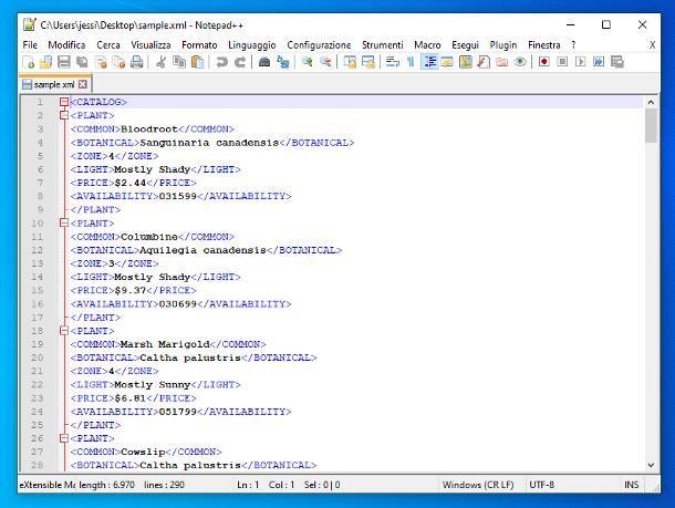 Altri programmi per XML gratis