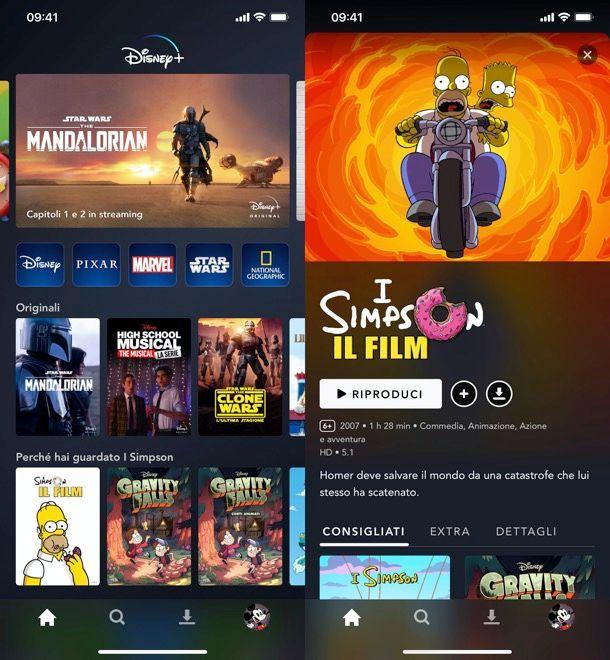 App Disney+