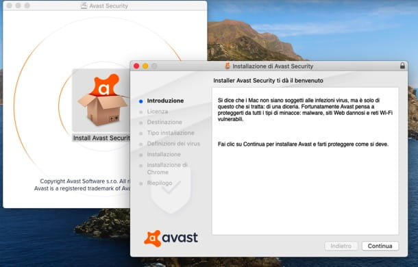 Avast Antivirus Mac