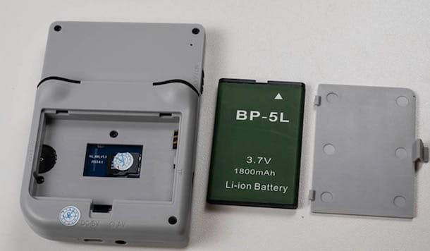 Batteria console portatile