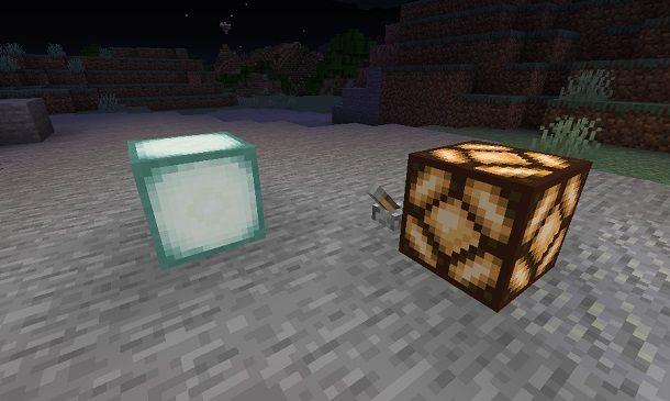 Altre lanterne su Minecraft