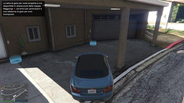 Come salvare le macchine su GTA 5