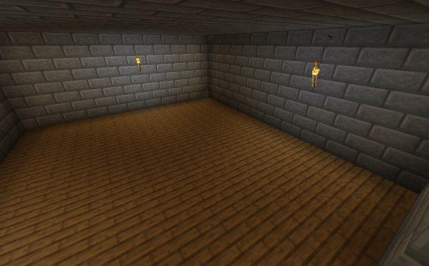 Costruire una base segreta su Minecraft