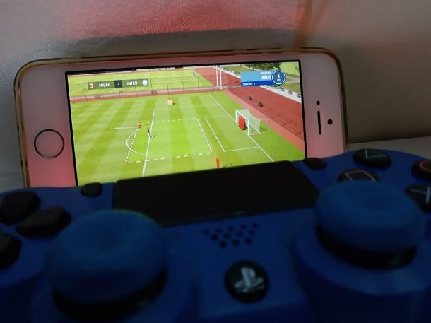 DualShock 4 Remote Play