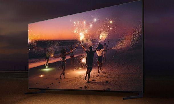 HDR TV QLED Samsung