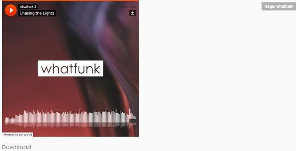 inserire musica su YouTube
