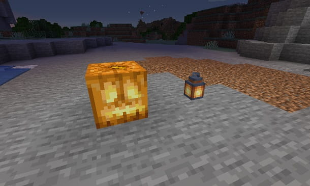Lanterne su Minecraft