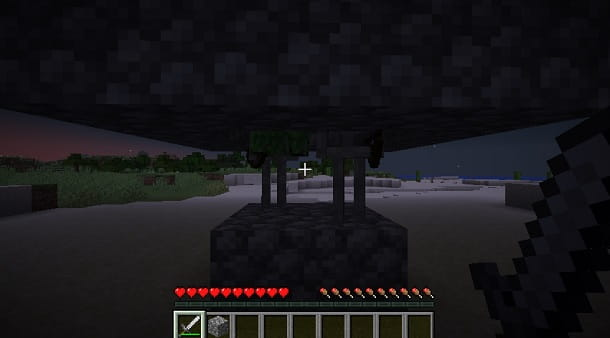 Mob base Minecraft