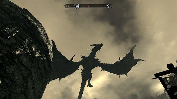 More dragons Skyrim Mod