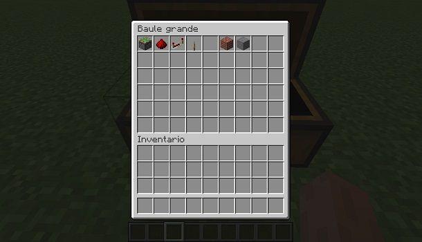 Risorse per Porta Segreta su Minecraft