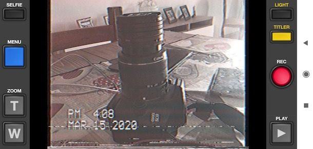 VHS Camrecorder