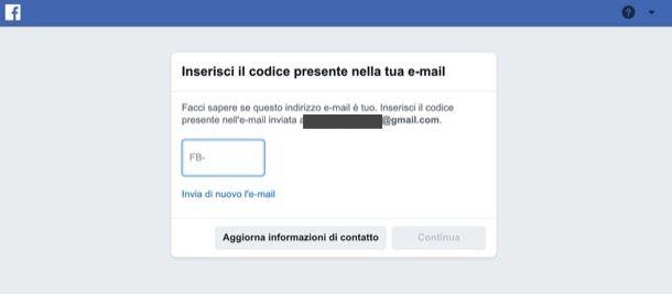 Iscriversi a Facebook da PC