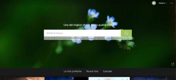 Sfondi desktop