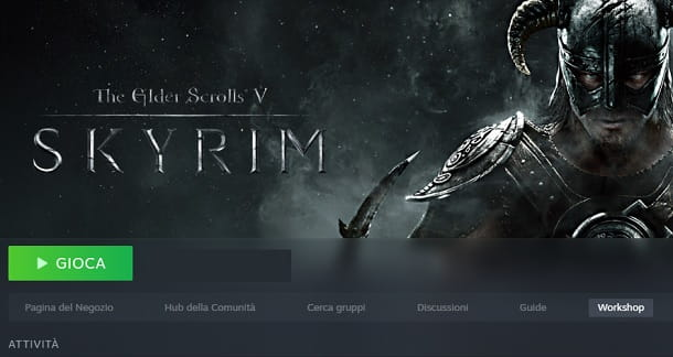 Skyrim Steam