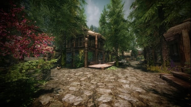 Towns and Villages Enhanced Skyrim Mod