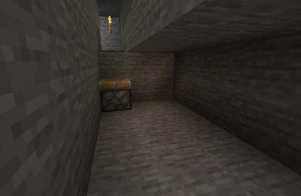 Trappola su Minecraft
