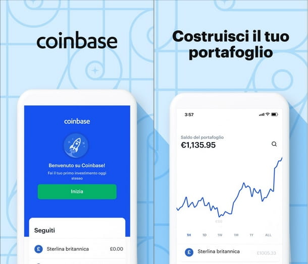 Bitcoin e criptovalute sempre sotto controllo con Coinbase