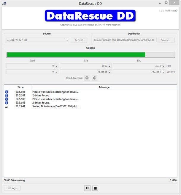 Miglior software recupero dati hard disk esterno danneggiato