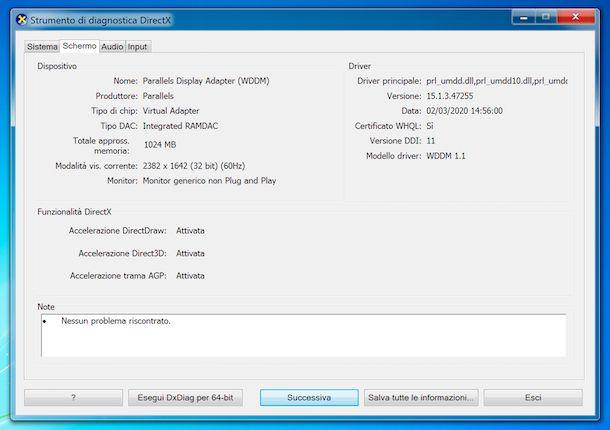 DirectX Windows 7