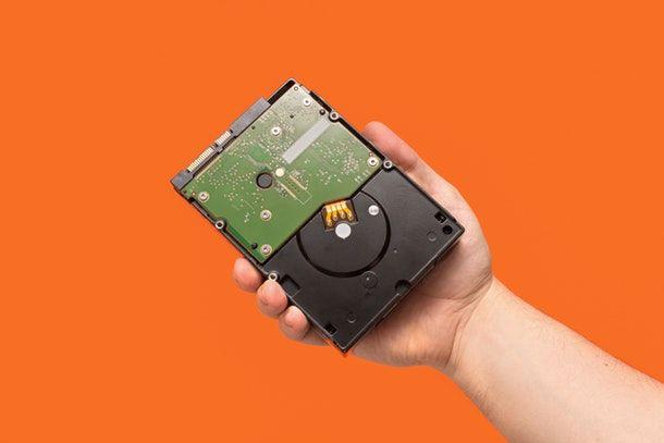 Miglior software recupero dati hard disk