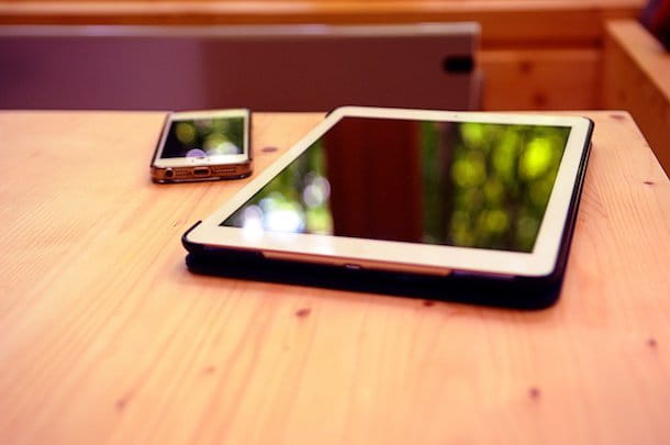 iPhone e iPad
