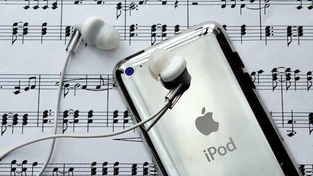Musica su iPod senza iTunes gratis