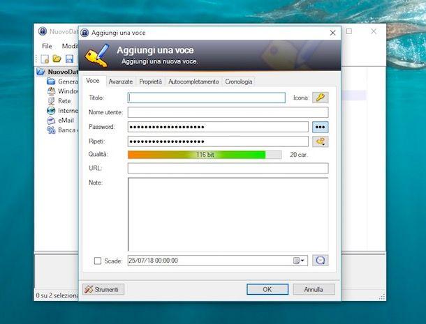 Altri metodi per condividere password WiFi