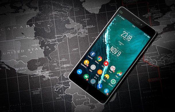 SMS letto su Android