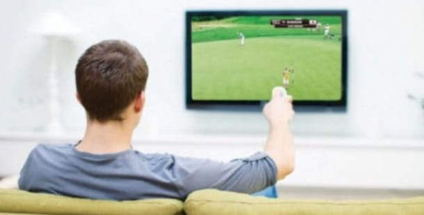 Golf in TV