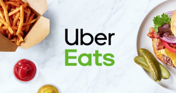 Logo di Uber Eats