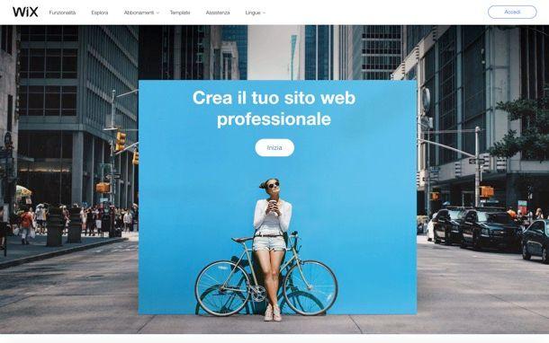 Altre soluzioni per creare un sito Web aziendale