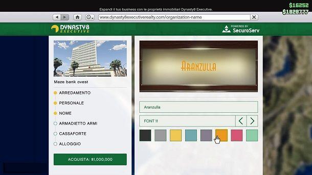 Ufficio GTA Online