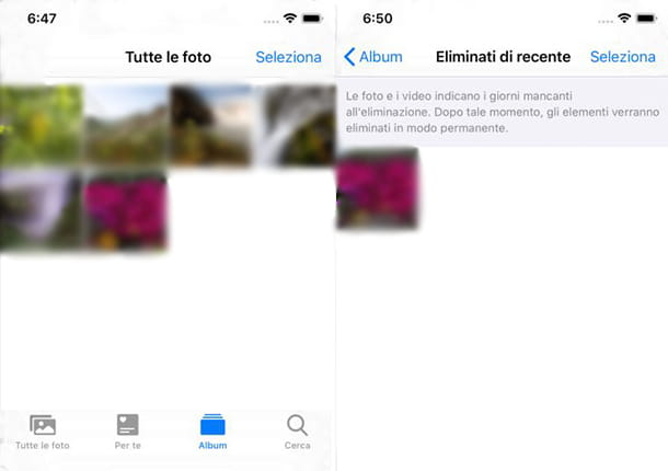 Ecco come recuperare le foto dalla Galleria di iPhone