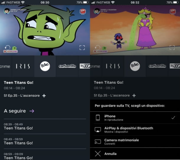 Mediaset Play update version history for Android - APK ...