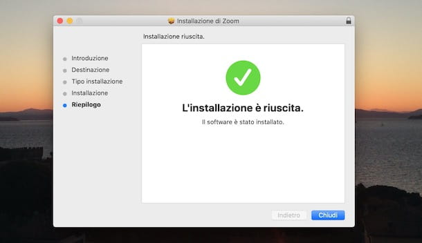Come installare Zoom su Mac