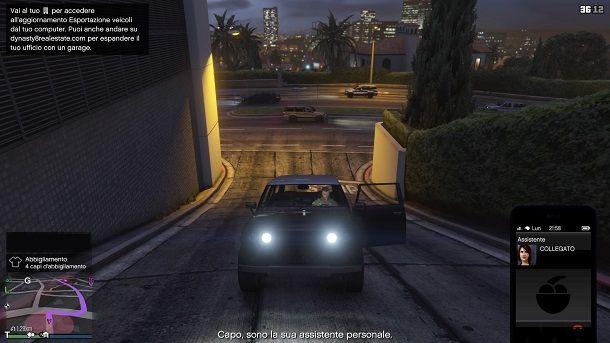 Assistente personale GTA Online